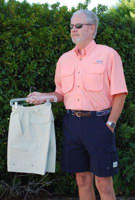 Fast Dry Nylon Shorts